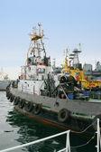 Tugboats — Stock Photo