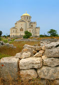 St. Vladimir's Cathedral, Chersonese — Stock Photo
