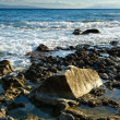 Stock Photo: Rocky beach
