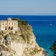 Tropea - Church on island — Stock Photo #2721598