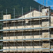 Scaffolds — Stockfoto