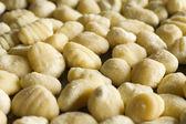 Italian gnocchi macro — Stock Photo
