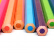 Stock Photo: Coloring pencils