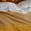 Unmade bed — Stock Photo #2737566