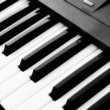 Stock Photo: Electronic piano