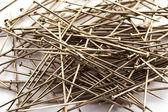 Sewing pins — Stock Photo