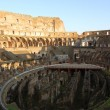 Arena inside Colosseum Rome, Italy — Stock Photo #2721690
