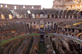 Colosseum Rome, Italy interior — Stock Photo