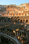 Colosseum Rome, Italy interior detail — Stock Photo