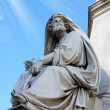 Marble statue, Rome — Stock Photo #2787863