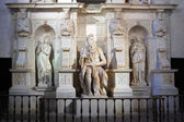 Statue of Moses, Rome — Stock Photo