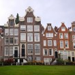 Old houses in Amsterdam — Stock Photo