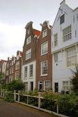 Husen i amsterdam, Nederländerna — Stockfoto