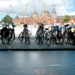 Bicycles in Amsterdam — Stock Photo #2853984