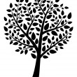Royalty-Free Stock Imagem Vetorial: Vector tree