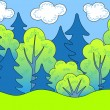 Royalty-Free Stock Vector Image: Forest.
