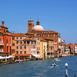 Stock Photo: Grand Canal in Venice,