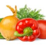 Vegetables — Stock Photo #3346601