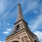 Eiffel Tower (Paris) — Stock Photo
