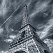 Stock Photo: Eiffel Tower (Paris)