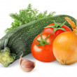 Vegetables — Stock Photo #3546090
