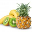 Tropical fruits — Stock Photo #3773167
