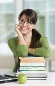 Studeren en te leren — Stockfoto