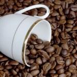 Постер, плакат: Cup and grain coffee