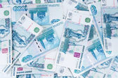 Background from money banknotes — Stock Photo