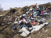 Comunal waste — Stock Photo