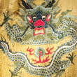 Stock Photo: Dragon cloth
