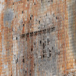 Corrosion wall — Stock Photo