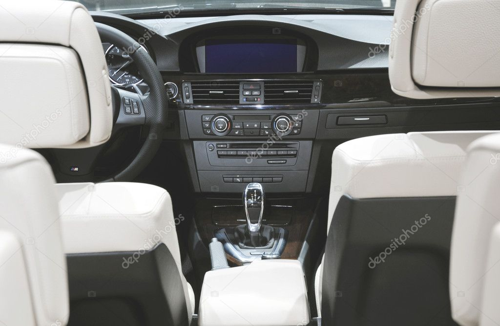 Car inside — Stock Photo #3105822
