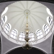 Architecture of ceiling roof with skylight — Stok Fotoğraf #3293857