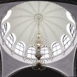 Stockfoto: Architecture of ceiling roof with skylight