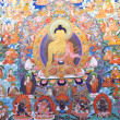 Stock Photo: Buddhism painting artwork of tibet