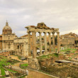 Ruin of ancient Rome - Foto de Stock