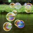 Stock Photo: Bubble