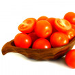 Home grown tomatoes — Stock Photo #2912947