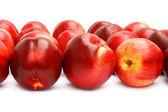 Nectarinas frescas — Foto de Stock
