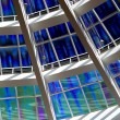 Blue Skylight — Stock Photo