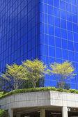 Glass building — Stock Photo