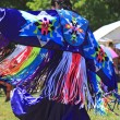 American Indian Dance — Stock Photo