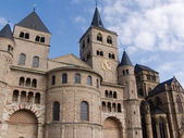 Germany, Trier, cathedral — Stock Photo
