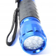 Diode flashlight — Stock Photo