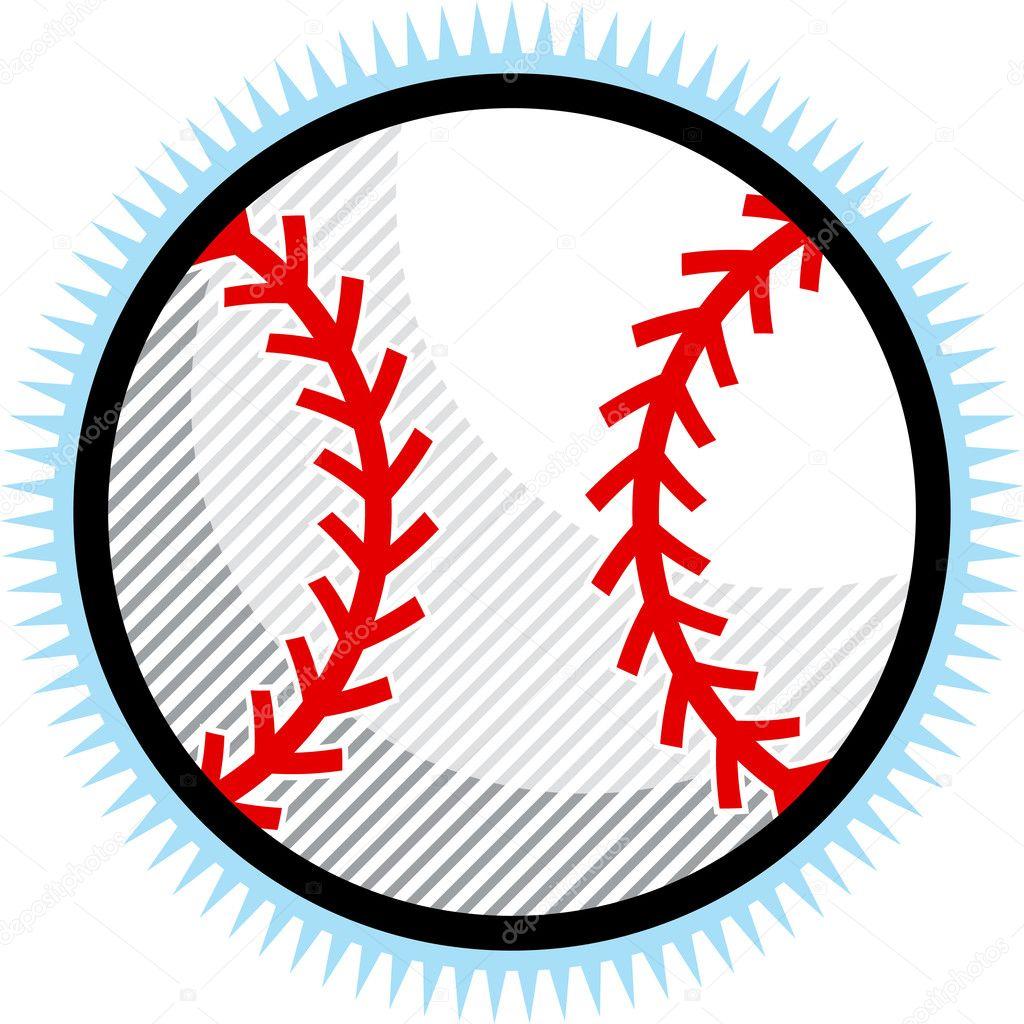 Baseball — Stock Vector © briangoff #3791638