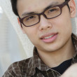 Asian youth - Stock Photo