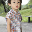 Asian boy — Stock Photo