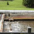 Stock Photo: Sewage processing plant