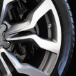 Foto de Stock  : Sports rim and tire
